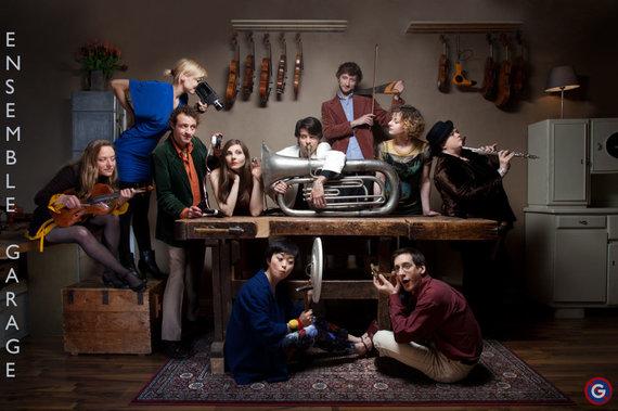 """Organizatorių nuotr./""""Ensemble Garage"""""""