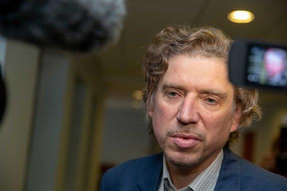 Josvydo Elinsko / 15min nuotr./Prokuroras Mindaugas Jancevičius