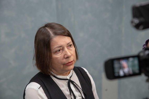 Josvydo Elinsko / 15min nuotr./Advokatė Zita Malova