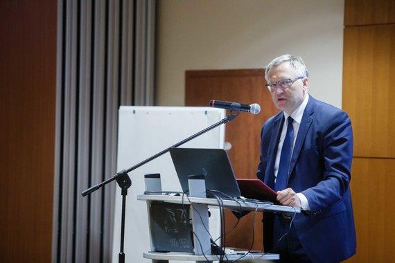Josvydo Elinsko / 15min nuotr./IATSO konferencija seksualinių nusikaltimų problematikai aptarti