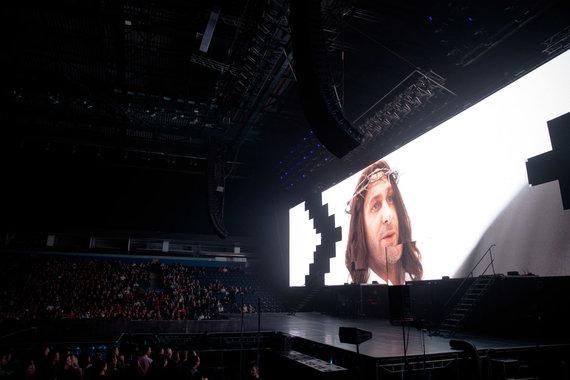 """Josvydo Elinsko / 15min nuotr./""""Zero Live Show"""" Vilniuje"""