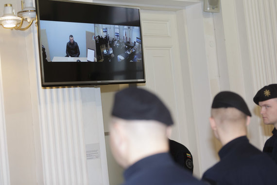 Joshvydas Elinskas / Photo 15min / This case is related to a criminal act in Pravieniškiai