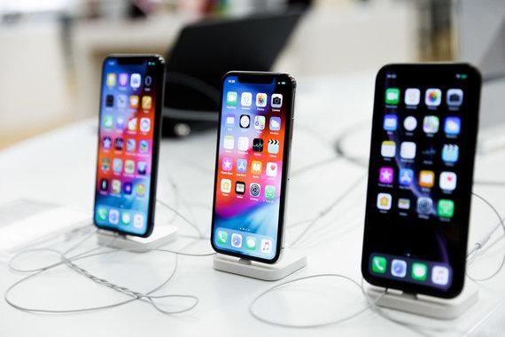 """Josvydo Elinsko / 15min nuotr./Apple """"iPhone Xr"""""""