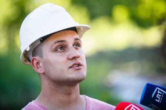 Josvydo Elinsko / 15min nuotr./Edvinas Pukinskas