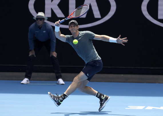 """Scanpix""/AP nuotr./Andy Murray"