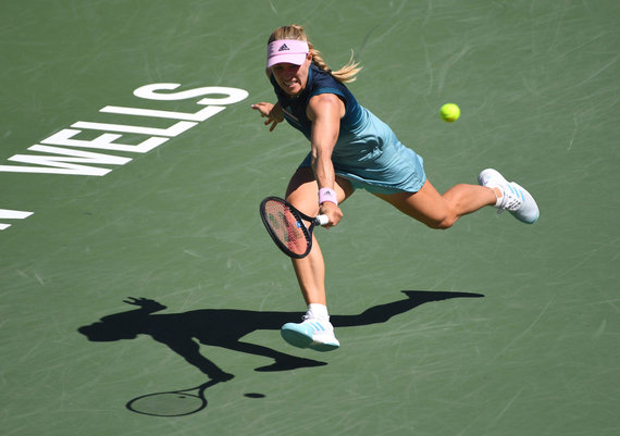 """Reuters""/""Scanpix"" nuotr./Angelique Kerber"