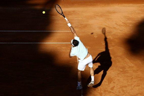 """""""Scanpix""""/""""SIPA"""" nuotr./Rogeris Federeris"""