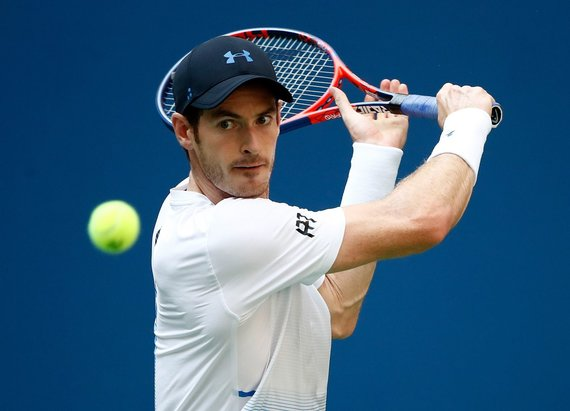 "AFP/""Scanpix"" nuotr./Andy Murray"