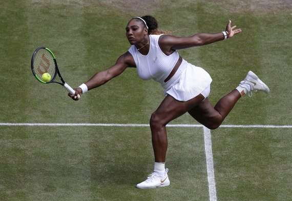 """Scanpix""/AP nuotr./Serena Williams"