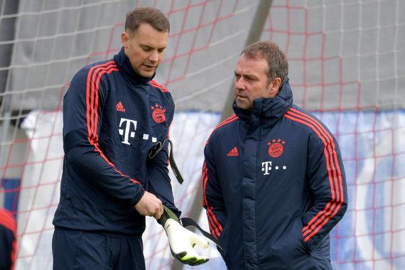 """Scanpix"" nuotr./Manuelis Neueris ir Hansi Flickas"