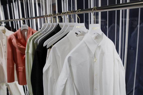 """""""Scanpix"""" nuotr./Rihannos drabužių kolekcija"""