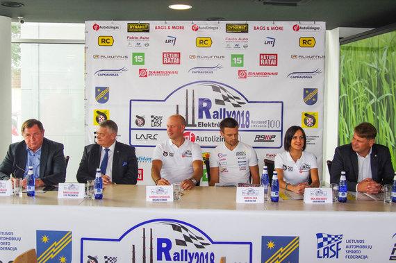 """""""Rally Elektrėnai 2018"""""""