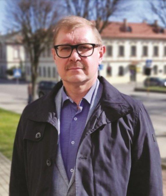 Aido Surkevičiaus nuotr./Arūnas Kacevičius