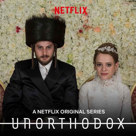 """Filmo viršelis/Filmas """"Unorthodox"""""""