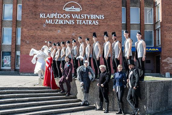 """Andriaus Pelakausko nuotr/Teatro kūrėjų apdovanojimai """"Pagauk bangą""""."""