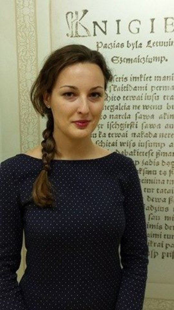 Asmeninio archyvo nuotrauka/Enrika Kripienė