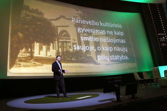 Organizatorių nuotr./Panevėžio forumas