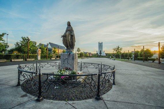 Aurimo Pališkio nuotr./Švč. Mergelė Marija