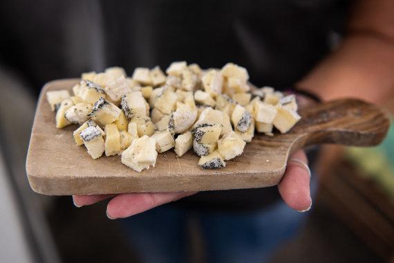 """Alessandro Vargiu, Slow Food nuotr./Elitinė pasaulio sūrininkų bienalė """"Cheese"""""""