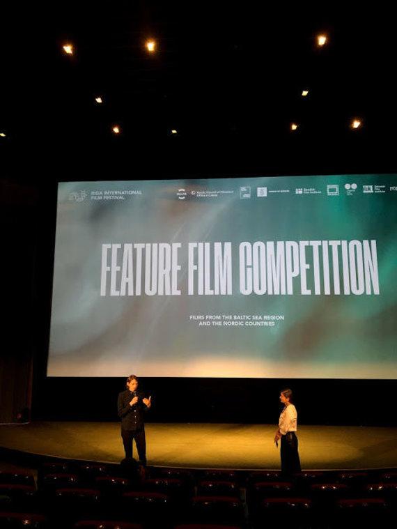 Organizatorių nuotr./Rygos tarptautinis filmų festivalis