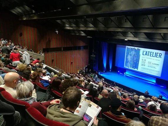 Organizatorių nuotr./Klermono-Ferano tarptautinio trumpametražių filmų_festivalis