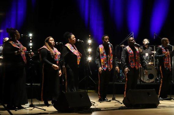 "Organizatorių nuotr./""Harlem Gospel Choir"""
