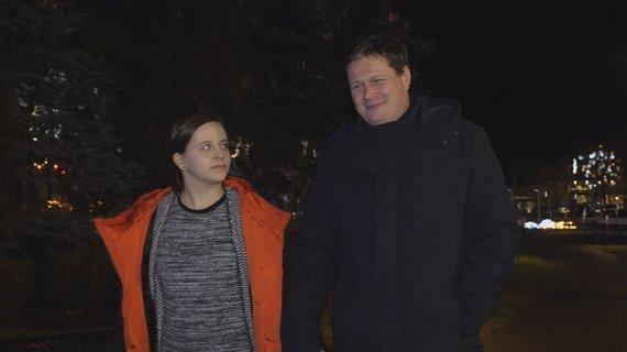 LRT nuotr./Konstancija ir Remigijus Sabaliauskai