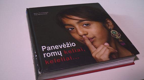 LNK nuotr./Knyga apie Panevėžio romus