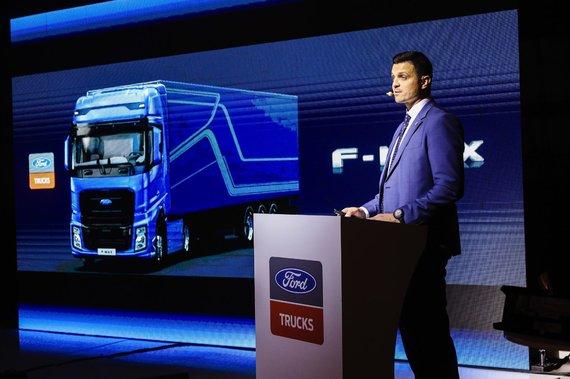 """MOOD event/""""Ford Trucks"""" jau keturiuose """"AUTOKURTO"""" padaliniuose"""