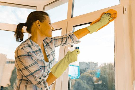 Partnerio nuotr./Specialistų patarimai, kaip teisingai naudoti dezinfekantus, kad sau nepakenktume