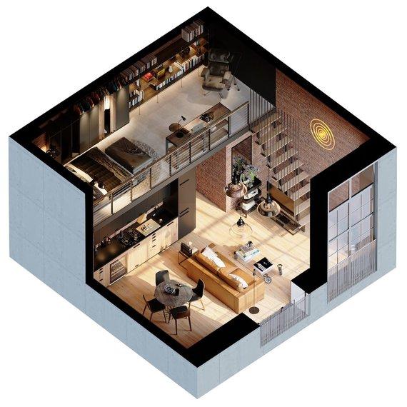 Loft 3D-4