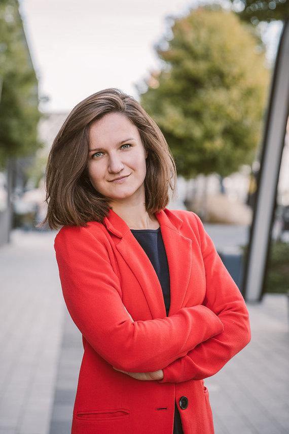 Ainsight CEO Kamilė Jokubaitė