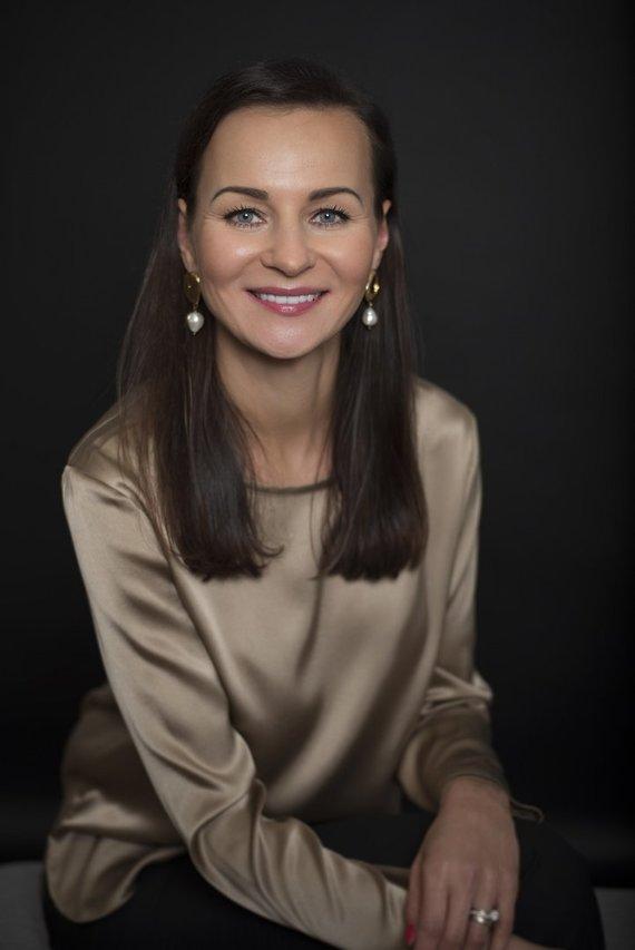 Lina Kraučiūnienė, Flow Hacking Programme Facilitator and Coach