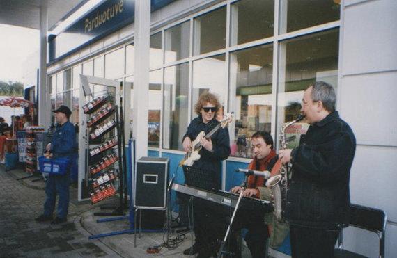 Opening at the Justiniškės in Vilnius