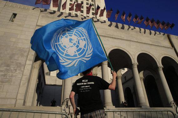 """""""Scanpix""""/AP nuotr./Jungtinės Tautos"""