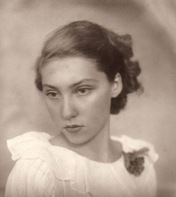 nuotr. iš Paulo Gurgel Valente kolekcijos/Clarice Lispector 1930-aisiais Rio de Žaneire