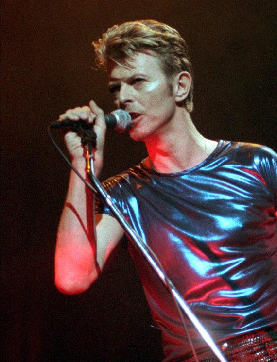 """Scanpix"" nuotr./Davidas Bowie"
