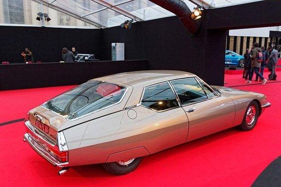"""Wikimedia nuotr./""""Citroën SM"""" šiandien yra medžiojamas kolekcionierių"""