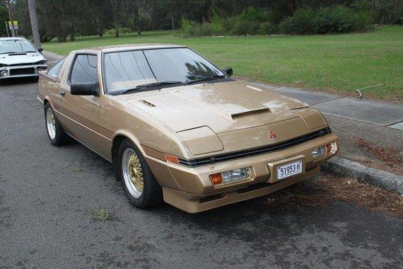 """Wikimedia nuotr./Prižiūrėtas """"Mitsubishi Starion"""" ir šiandien traukia dėmesį"""