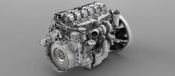 """Scania"" variklis"