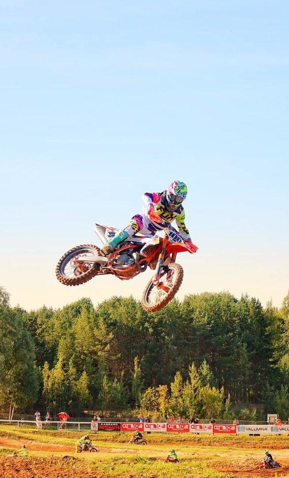 Organizatorių nuotr./Lietuvos motokroso čempionato 5 etapas