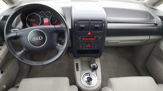 "Autoplius.lt nuotr./""Audi A2"""