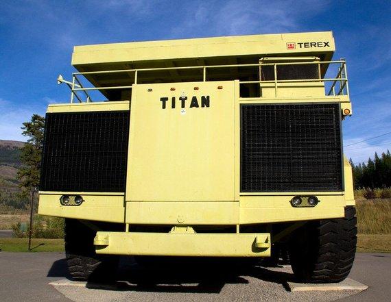 "Wikimedia nuotr./""Terex Titan"""
