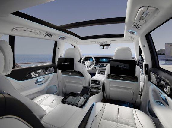 """Mercedes-Benz"" nuotr./""Mercedes-Maybach GLS"""