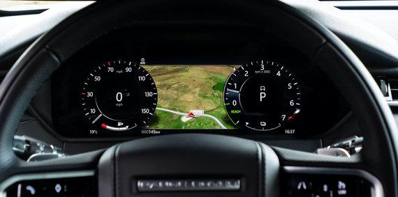 """Gamintojo nuotr./""""Range Rover Velar"""""""