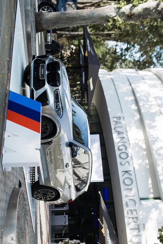 """Gamintojo nuotr./""""BMW 4"""""""