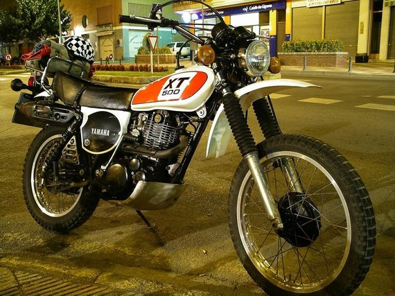 Wikimedia Commons nuotr./Cyril Neveu motociklas