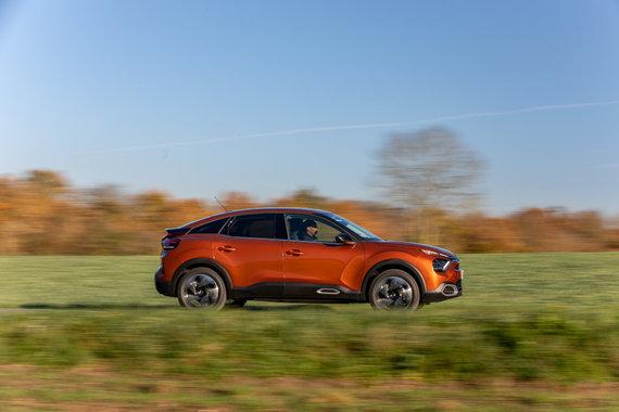 """Gamintojo nuotr./""""Citroën C4"""""""