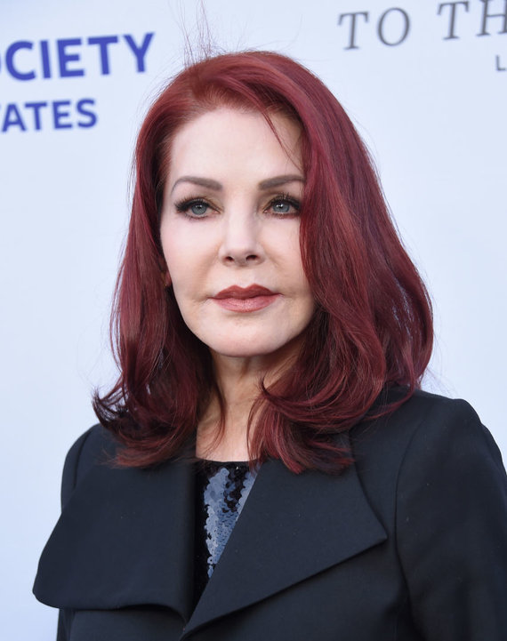 Vida Press nuotr./Priscilla Presley