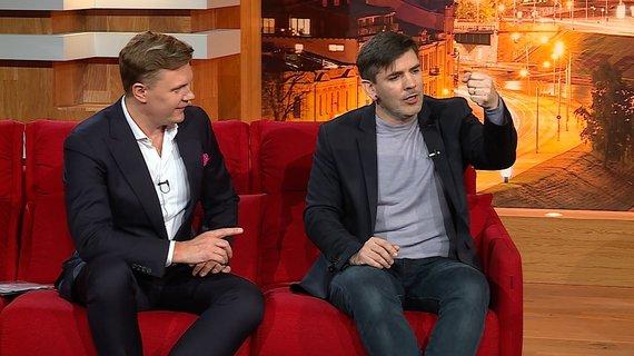 TV3 nuotr./Mindaugas Stasiulis, gamtos fotografas Marius Čepulis